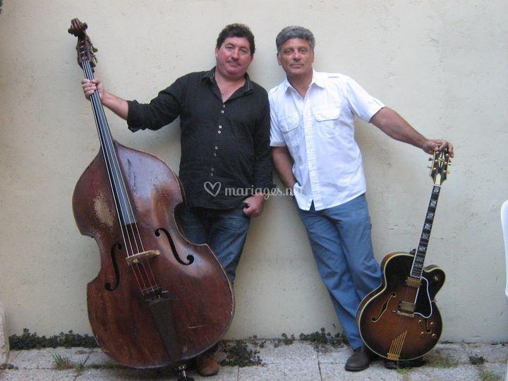 Arnold Axler Jazz groupe