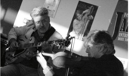 Arnold Axler Jazz Groupe 1