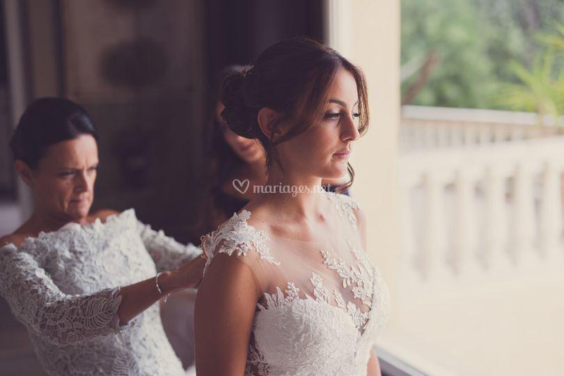 Mariage Morgane