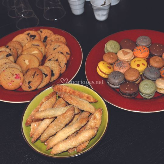 Quelques biscuits