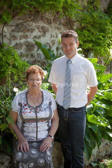 Marthe et Franck Neve