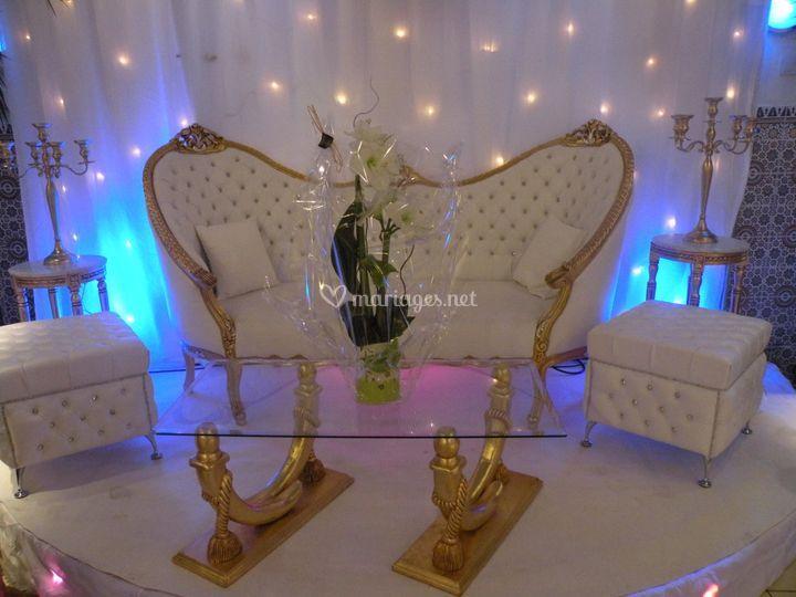 Assises des mariés