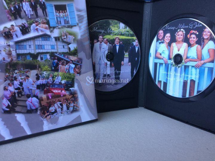 DVD mariage
