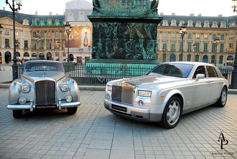Bentley S1-Rolls-Royce Phantom