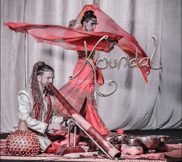 Duo Kundal - Musique - Danse