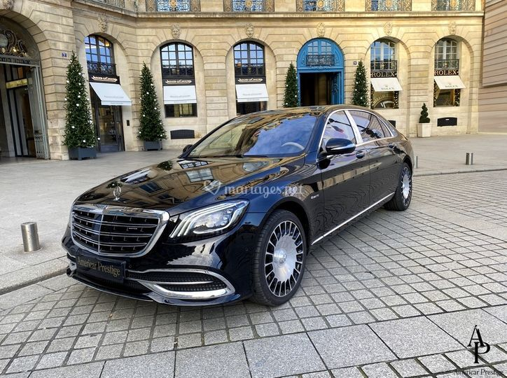 Mercedes Classe S560 Maybach