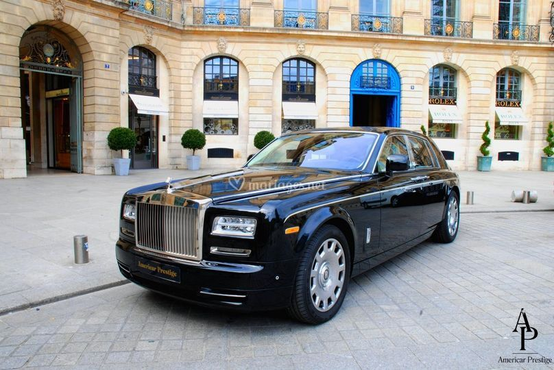 Rolls-Royce Phantom 7 series 2