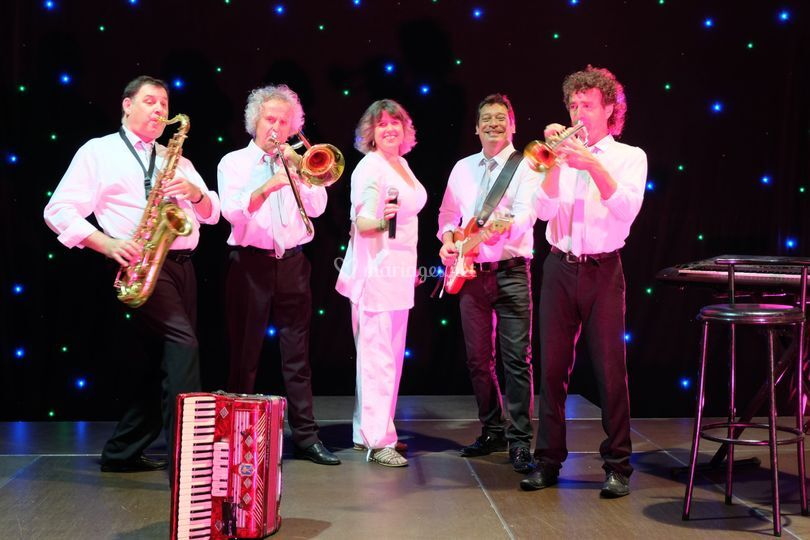 Mister swing orchestra