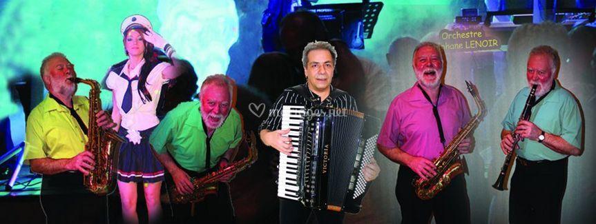 Orchestre Stéphane Lenoir & Vanesse