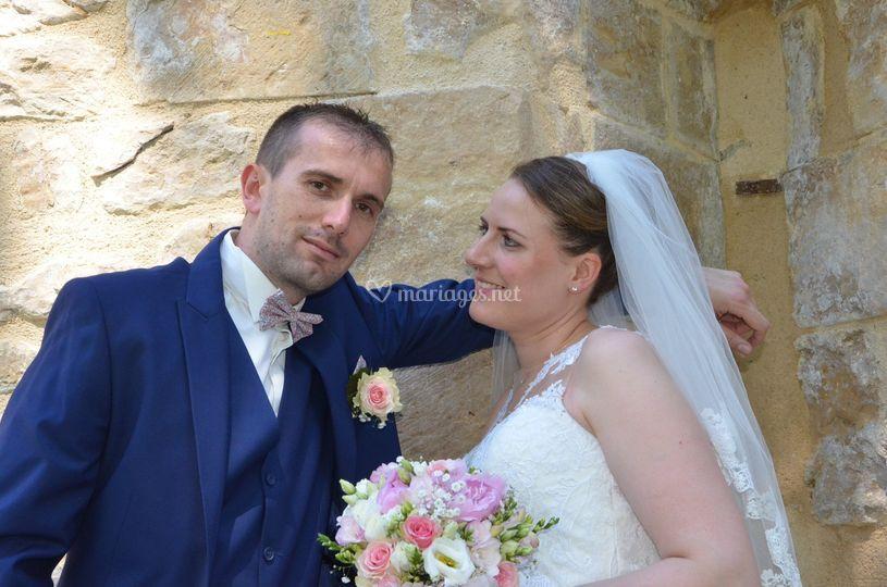 Mariage Alekxandar et Carole
