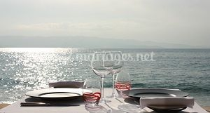 Repas panoramique