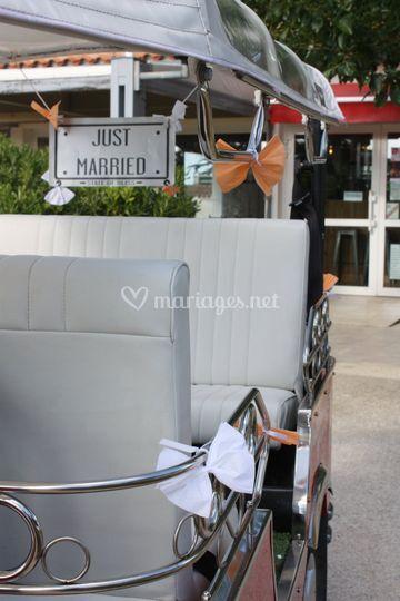 Deco tuktuk