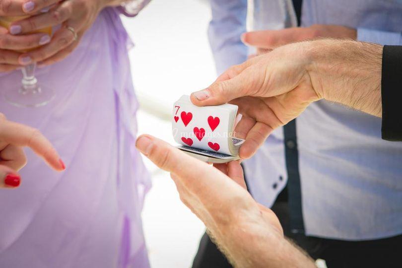 Magicien mariage Brest