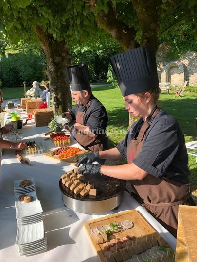 Animations culinaires