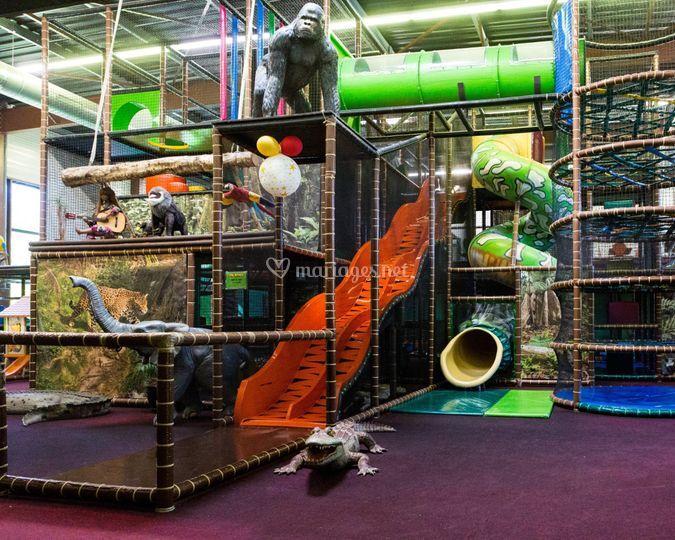 Photo Parc de jeux enfants