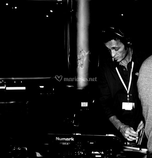Dj vendome au Vip-Paris