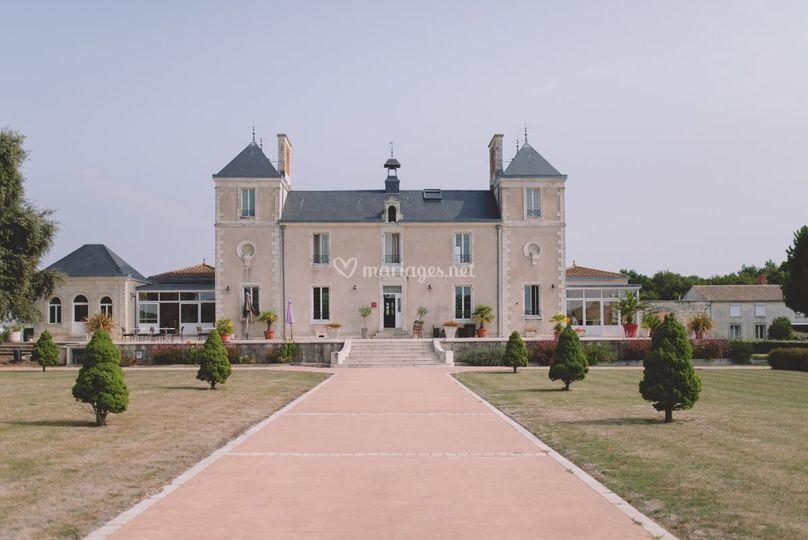Château du Gue de Velluire