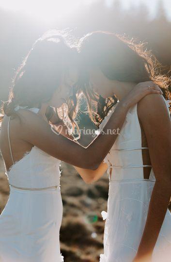 Robe de mariée Valanti