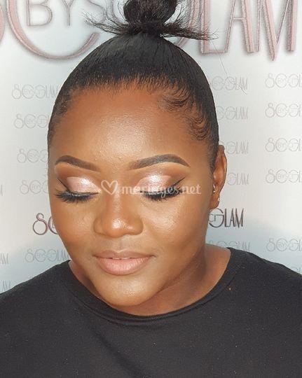 Makeup simple soirée ou Mariag