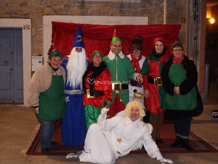 Noël à Balaruc le vieux
