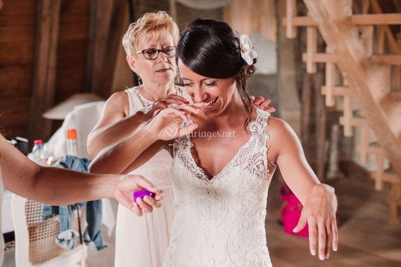 La robe de mariée - Dordogne