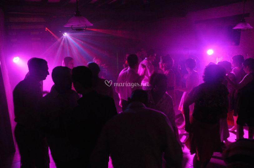 Bal dancing