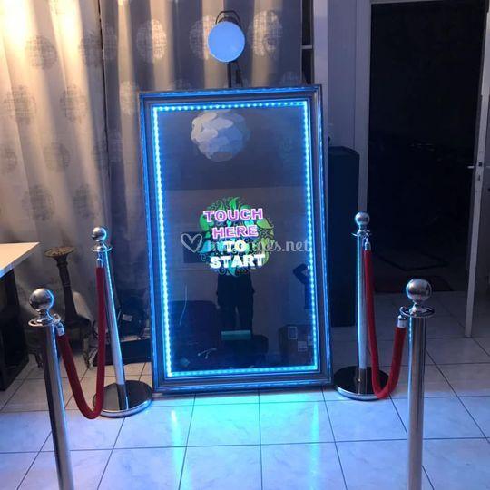 Miroir Photo VIP