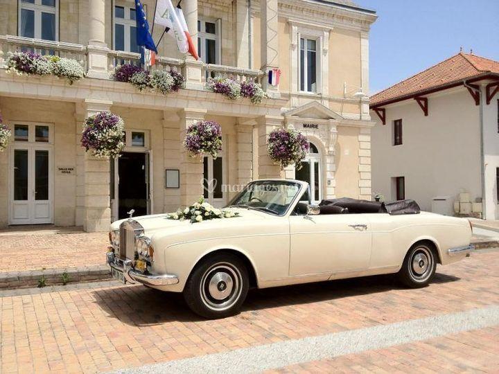 Rolls Royce Corniche Cabriolet