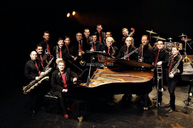 Le Franck DIjeau Big Band
