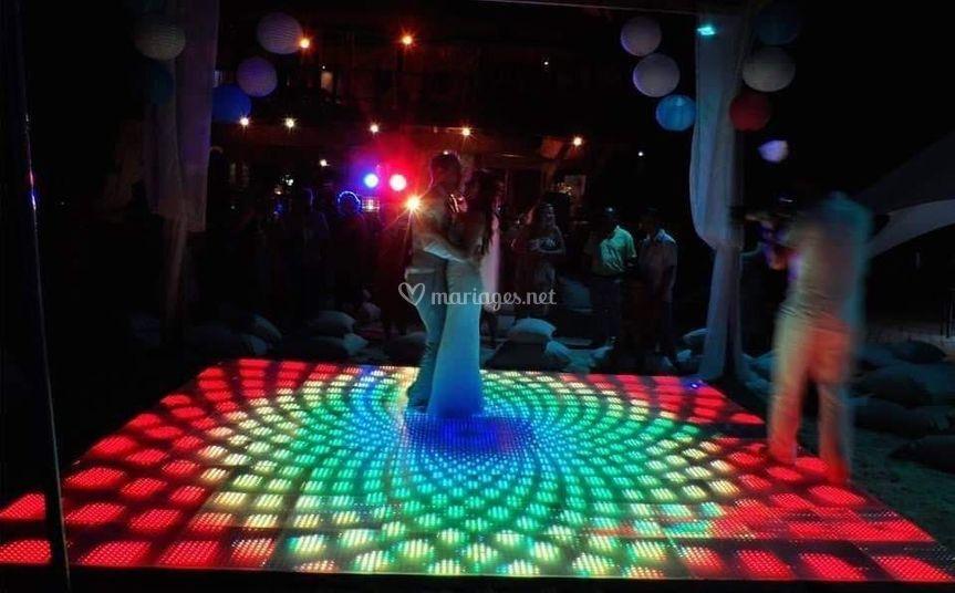 Dancefloor LED