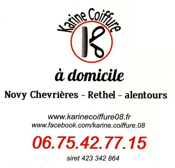 Karine Coiffure A Domicile