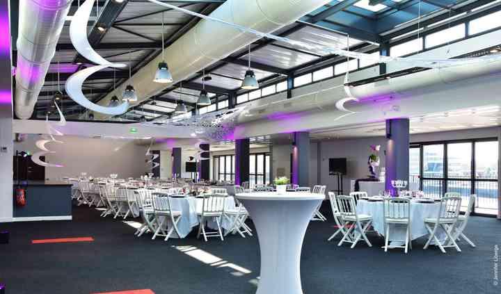 Salle 1 -- 490 m²