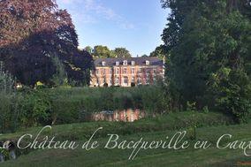 Château de Bacqueville en Caux