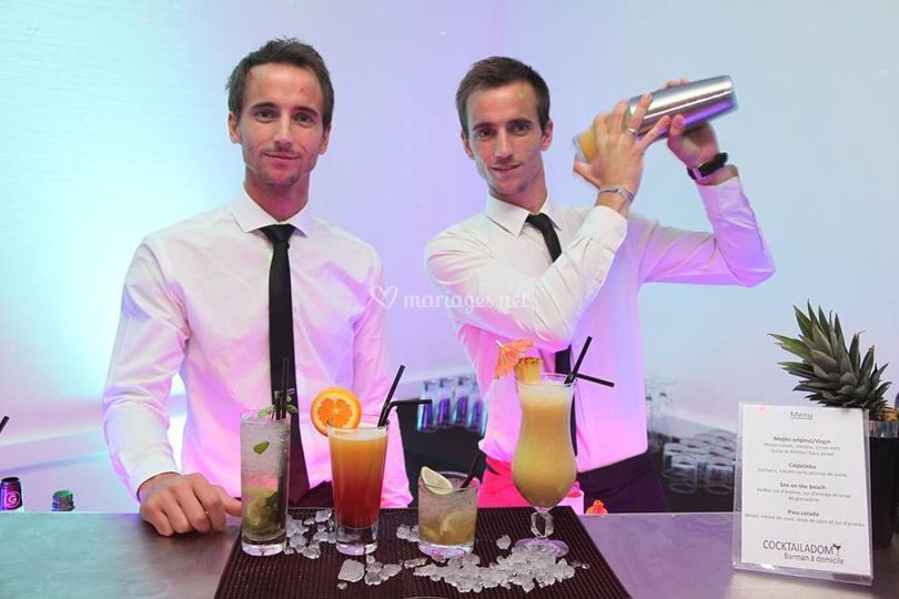 Barmen Cocktailadom
