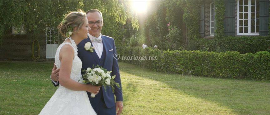 Sandrine & Johan