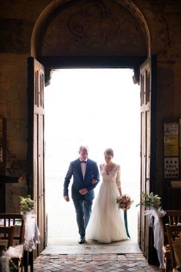 Entree mariée