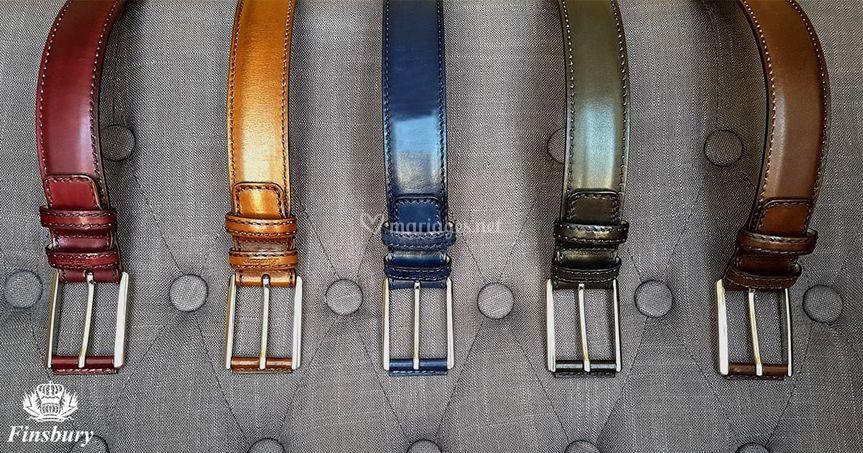 Plusieurs modèles de ceinture