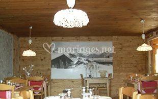 Restaurant salle Peille