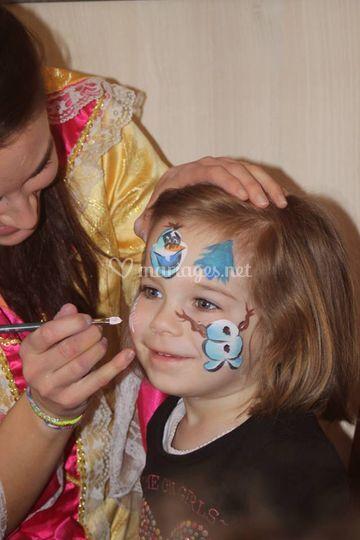 Maquillage festifs