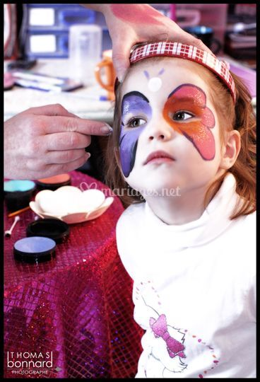 Maquillages festifs