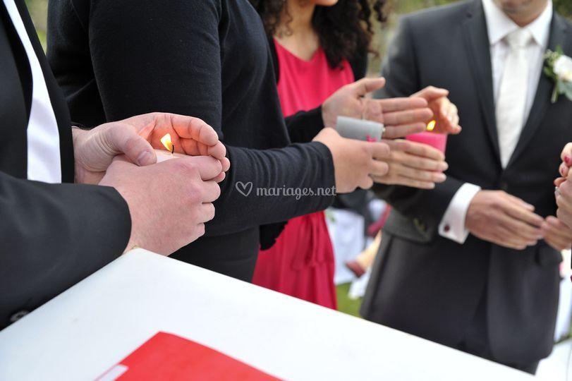 Ma cérémonie