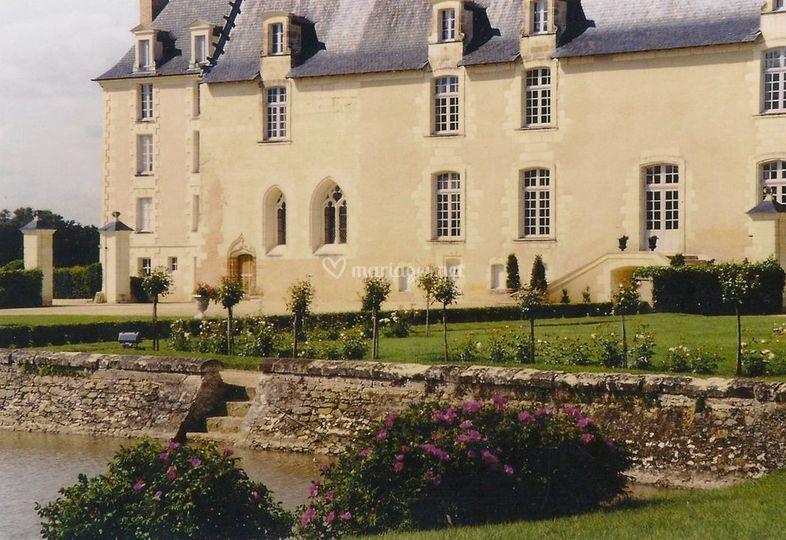 Château du Bois de Sanzay
