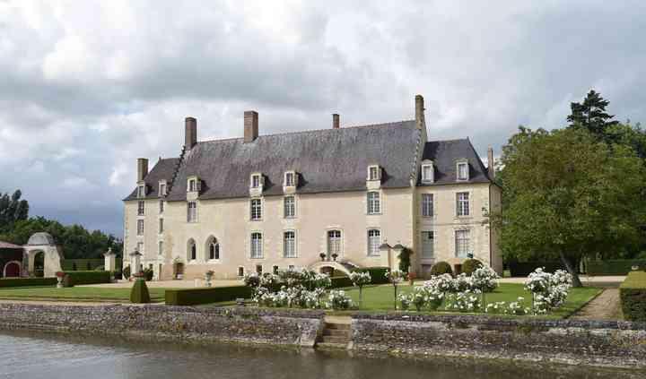 Chateau du bois de Sanzay