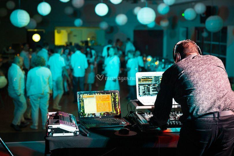 Photo soirée dansante