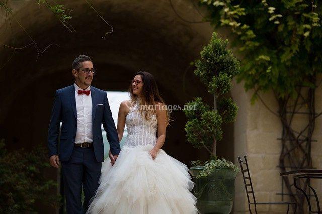 Robe de mariée by Zéze & Lili