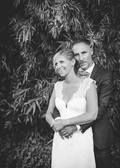Robe de mariée by Zézé & Lili