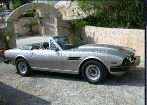 Aston Martin Volante V8