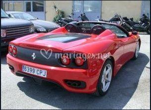 Ferrari 360 Speeder F1 Modena