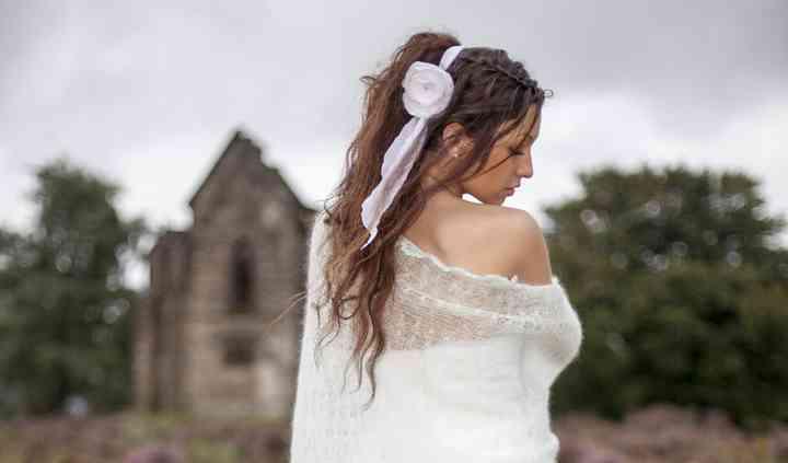 Les boléros de mariage Nathalie K