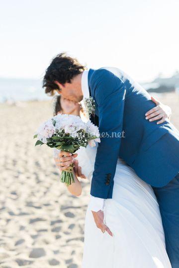 Mariage on the beach